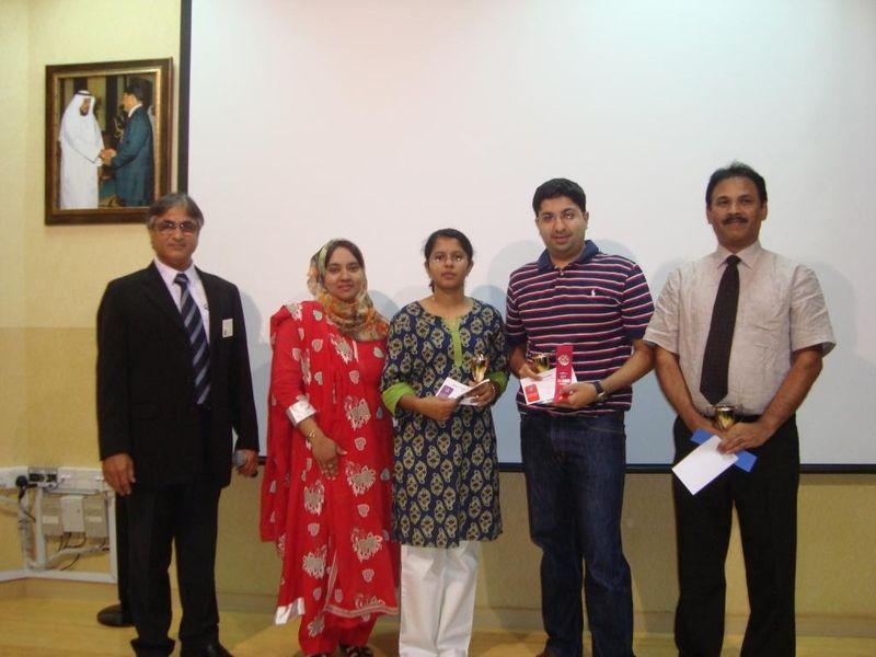 NMC Meeting 241 on 22 Sept 2012 Winners