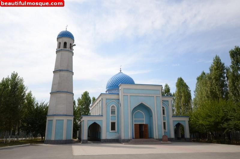 Becket-Ata-Mosque-in-Almaty-Kazakhstan