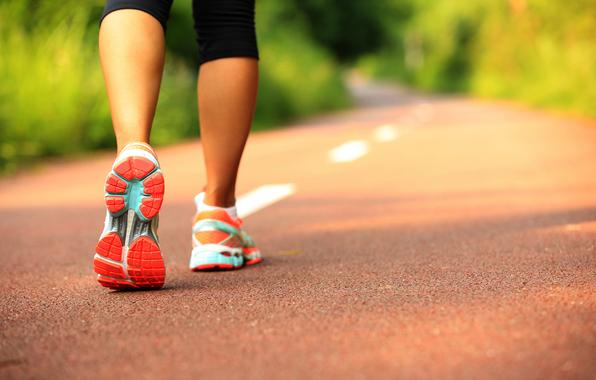 Walking-jogging-running-shoes
